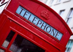 English for telephoning online lesson