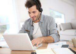 English lesson online advanced practice